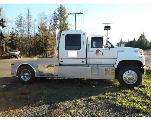 Expeditor Truck For Sale 1992 Chevrolet KODIAK C6500 Expeditor / Hot Shot Truck For Sale ...