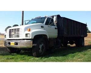 Chevrolet C 6500 Flatbed Dump Truck
