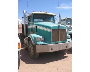 Kenworth T450 Flatbed Dump Truck
