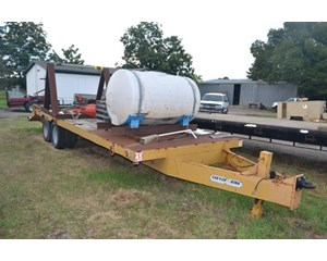 Carrier King Flatbed Pendle Hitch Trailer