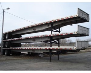 Chaparral 48x102 Flatbed Trailer