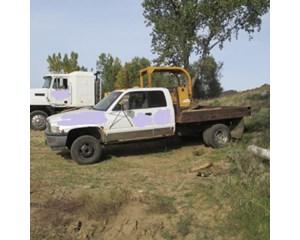 Dodge Ram 3500QU Flatbed Truck