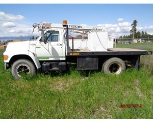 Ford  F700 Flatbed