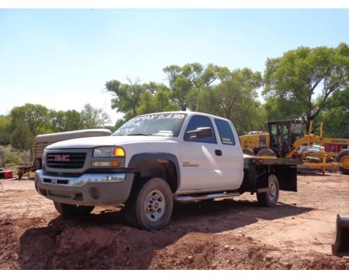 2005 GMC Sierra 2500HD For Sale, 183,443 Miles | Taylor, AZ | 27787 | MyLittleSalesman.com