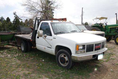 1992 Gmc Sierra 3500 Sl For Sale  239 681 Miles