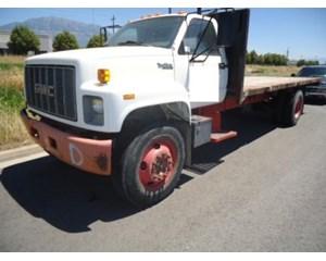 GMC TOPKICK C7500 Flatbed Truck