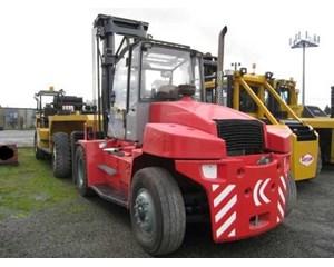 Kalmar DCE-127-6 28k Forklift