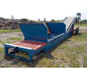 Iron City Supply 48 HD Unloader/End Dump