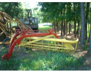 New Holland  256 Rake