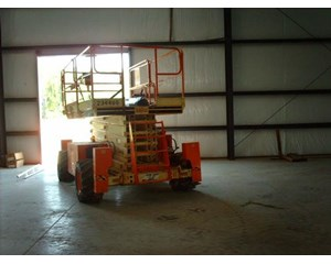 JLG 40RTS Off Road Lift