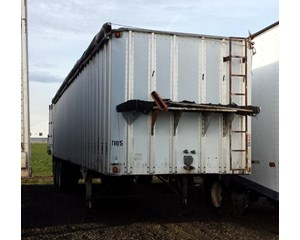Interstate Manufacturing Company (IMCO) 40 x100 Live Floor Trailer