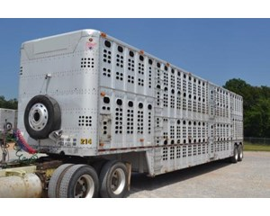 Wilson PSDCL-302 Cattle Trailer