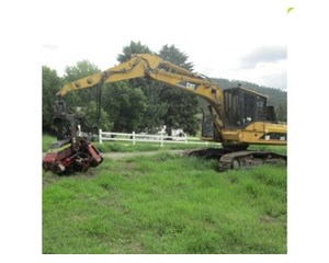Caterpillar 322C Logging / Forestry Equipment