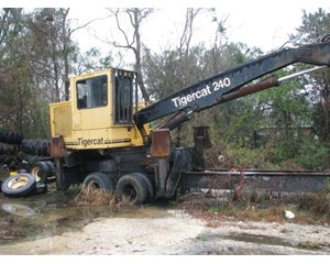 Tigercat 240B Logging / Forestry Equipment