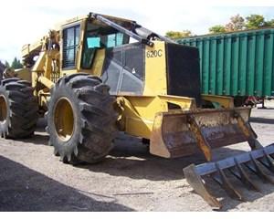 Tigercat 620C Logging / Forestry Equipment