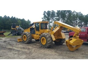 Tigercat 630C Logging / Forestry Equipment