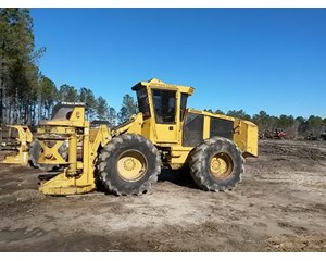 Tigercat 720B Logging / Forestry Equipment