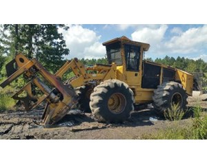 Tigercat 720D Logging / Forestry Equipment