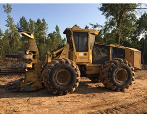 Tigercat Feller Buncher Logging / Forestry Equipment