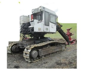 Timbco 445-C Logging / Forestry Equipment