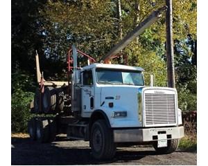 Freightliner FL12064ST Logging Truck