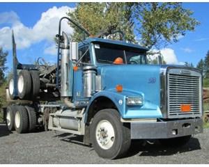 Freightliner FLD12064SD Logging Truck