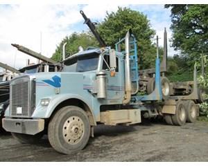 Freightliner FLD12064ST Logging Truck