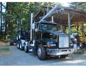 Kenworth T600 Logging Truck