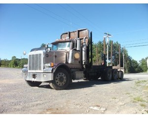 Peterbilt 357 Logging Truck