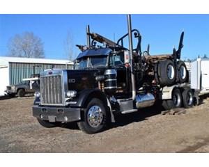 Peterbilt 359 Logging Truck