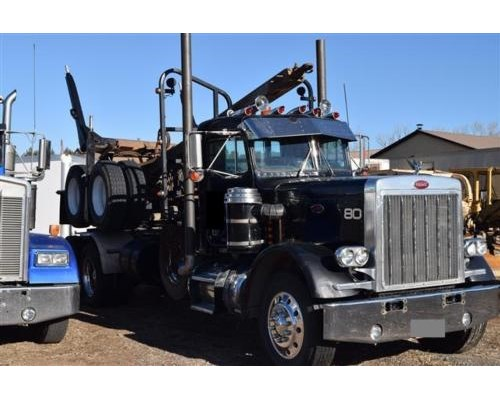 1980 Peterbilt 359 Logging Truck For Sale - Sanford, FL ...