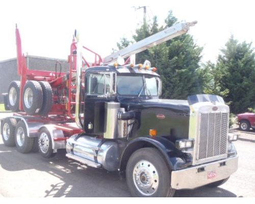 1987 Peterbilt 359 Logging Truck For Sale - Sanford, FL ...