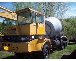 CCC Mixer / Ready Mix / Concrete Truck