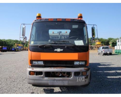 2007 Chevrolet T7500 Mixer Ready Mix Concrete Truck