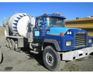 Mack RD690S Mixer / Ready Mix / Concrete Truck