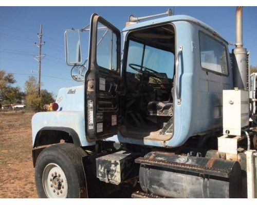 1979 Mack Tractor Truck : Mack rs ls mixer ready mix concrete truck for