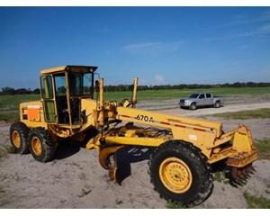 John Deere 670A Motor Grader