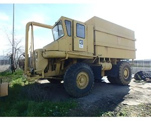 Caterpillar  769 WATER TRUCK