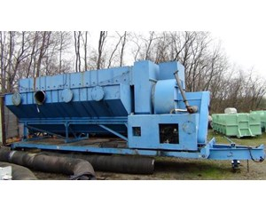 Advanced Recycling Systems 45,000 CFM DUST COLLECTOR