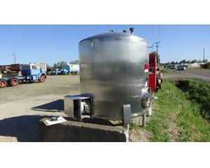 Cherry Burrell Type C Tank