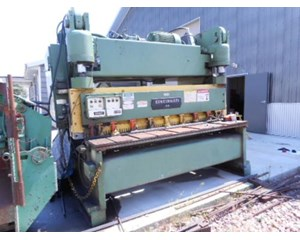 Cincinnati  30 ton Metal Shear