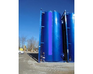 Crown  Fluid Storage Tank