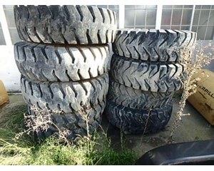 Michelin Tires /4 Loader Tires