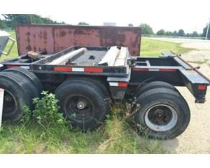 Custom Built  3 Axle Steerable Dolly