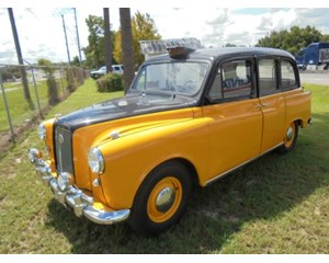 Austin 4 door sedan