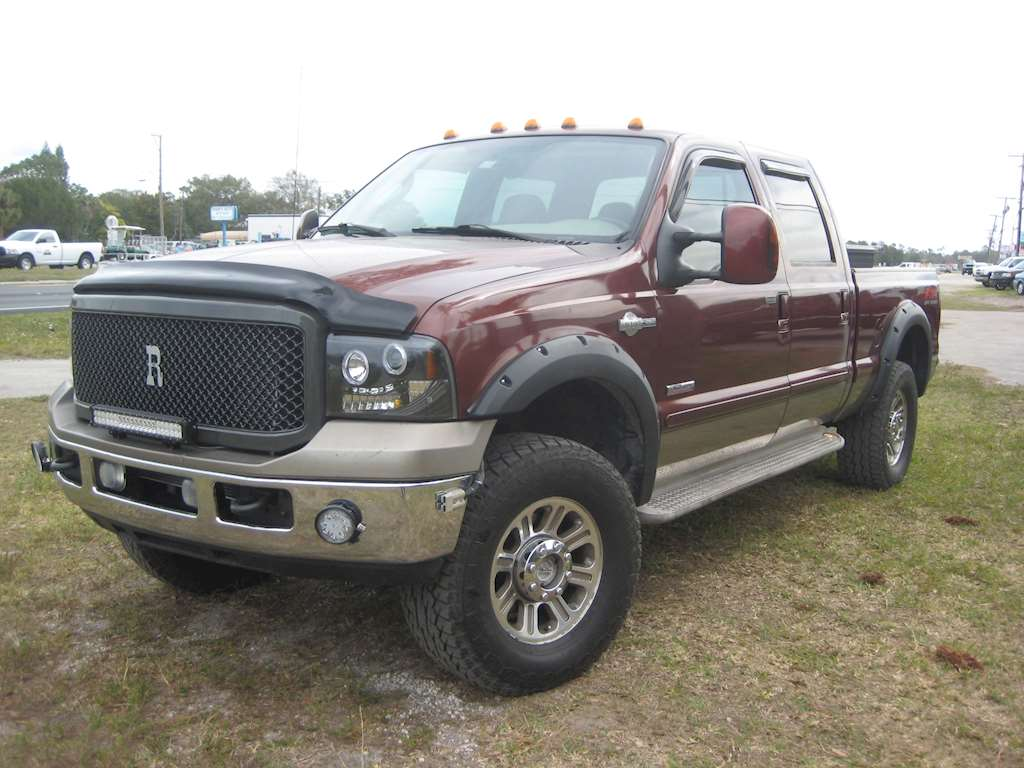 2006 ford f250 lariat for sale orlando fl 30656. Black Bedroom Furniture Sets. Home Design Ideas