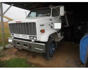 GMC TOPKICK C7500 Plow / Spreader Truck