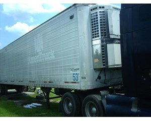 Wabash 53x102 Refrigerated Trailer