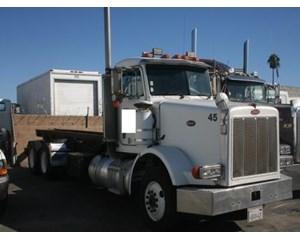 Peterbilt 378 Roll-Off Truck