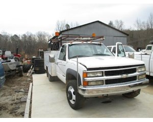 Chevrolet 1500 Utility Truck